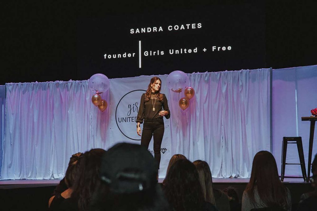 Sandra Coates 2020 Fashion Show